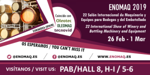 Enomaq TECNICA DEL TAPADO - TEDELTA - ENOMAQ 2019
