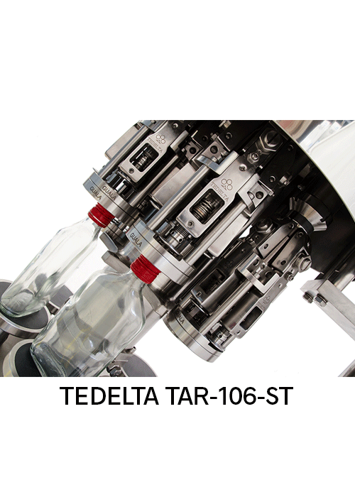 torreta de tapado TEDELTA TAR 106 ST