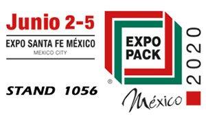 ExpoPack México width=