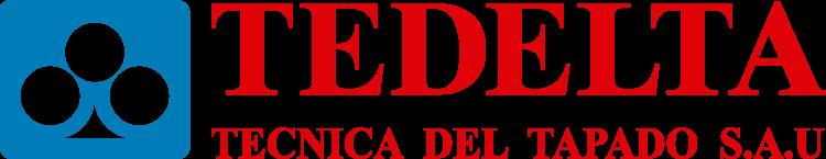 Fabricante de maquinas de tapado Empresa maquinas taponadoras TEDELTA Logo