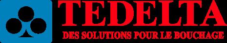 TEDELTA: Soluciones del Tapado Logo